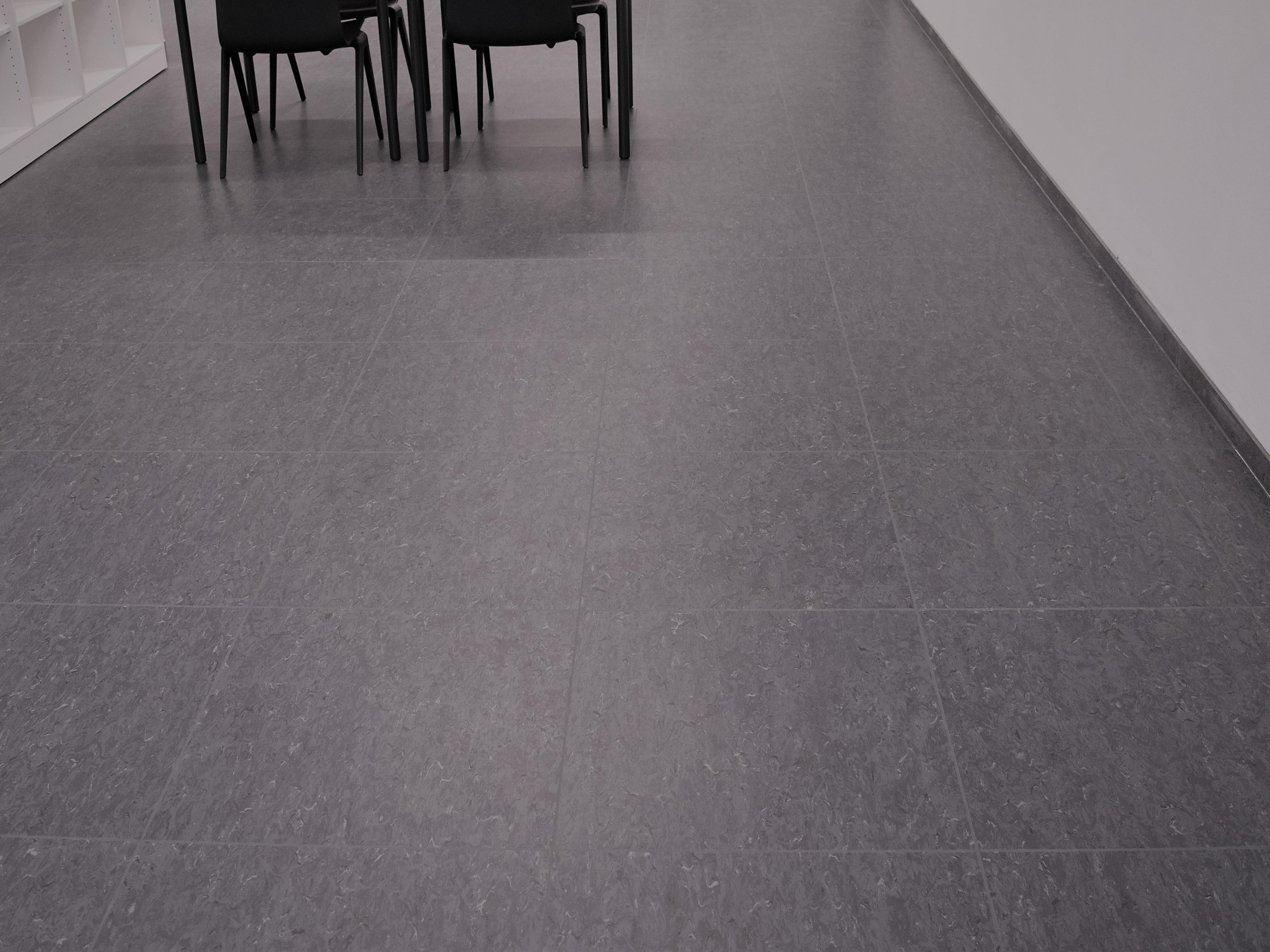 PVC Boden eingebracht durch Firma Brüggemann