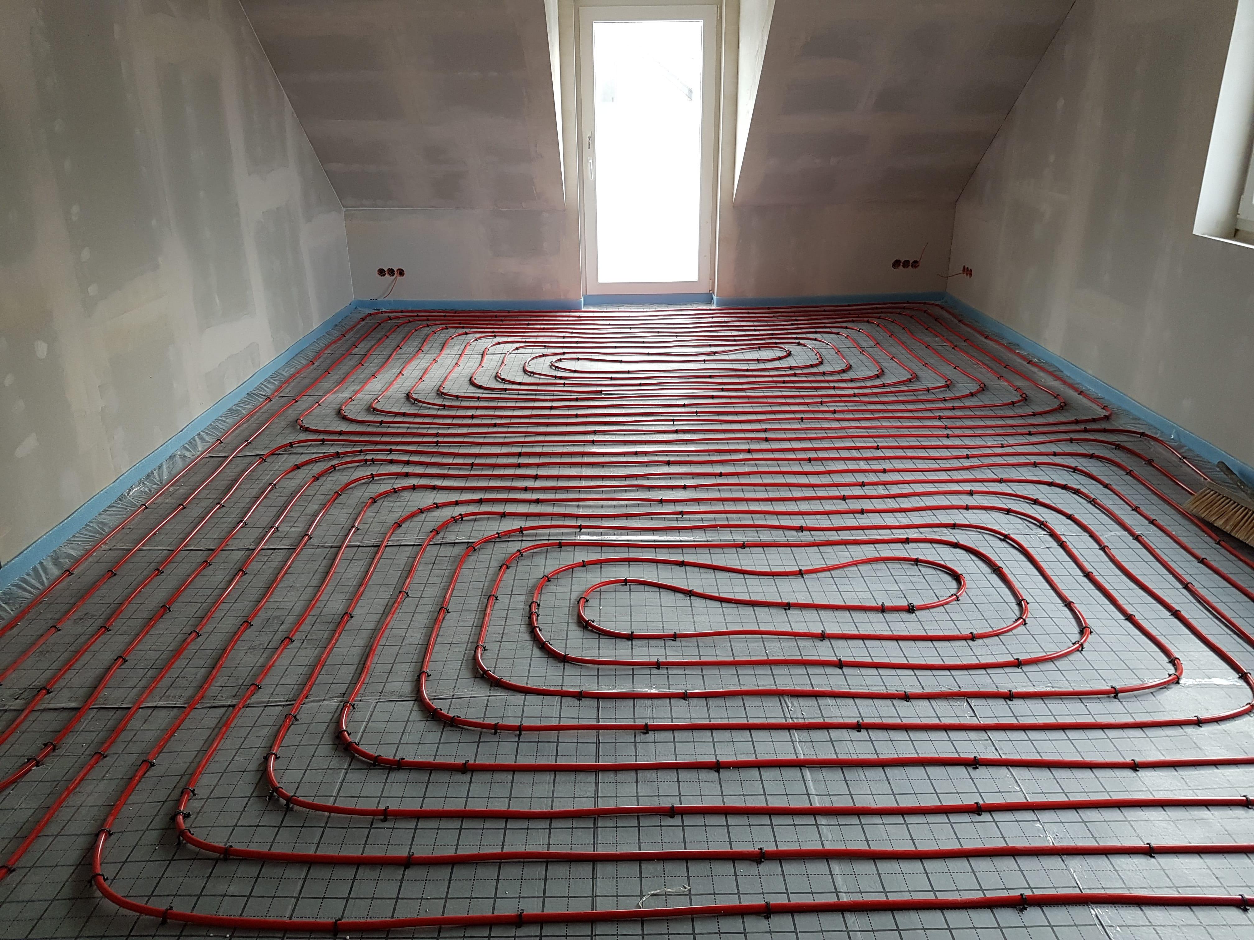 Fußbodenheizung Münster Wärmebodentechnik Brüggemann